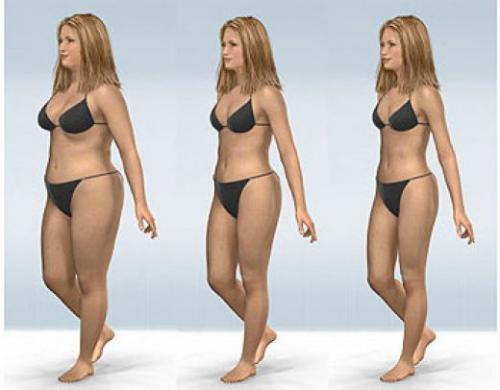 похудела на 15 кг за 4 месяца