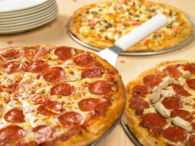 Интересное про пиццу