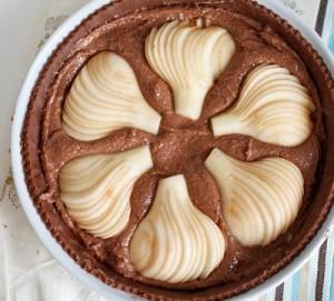 сделать шоколадный торт