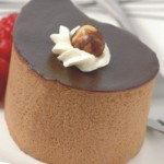 шоколадное суфле без выпечки
