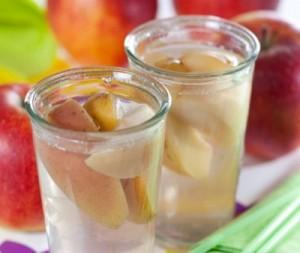 компот из грейпфрута, яблок и груш