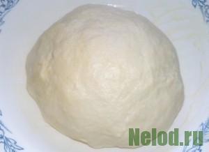 Цветаевский яблочный пирог - тесто