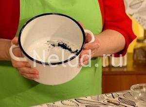 как очистить посуду в домашних условиях